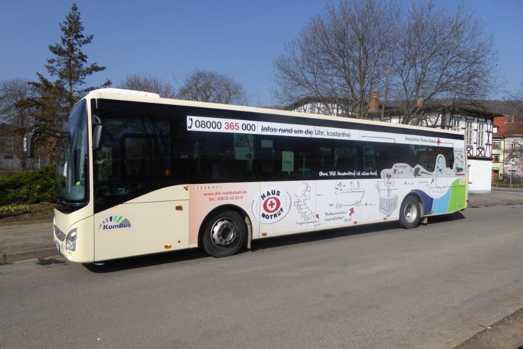 werbefläche bus preise
